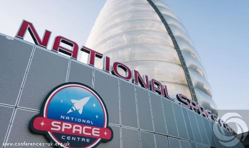 National Space Centre Leicester