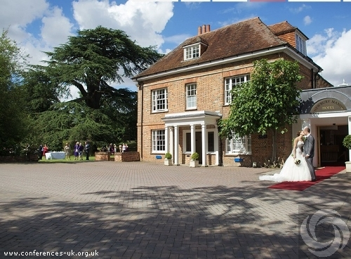 Newbury Manor Hotel Berkshire