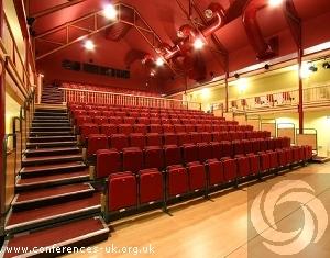 Number 8 Theatre-Main