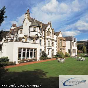 Park Hotel Peebles Scotland-Main