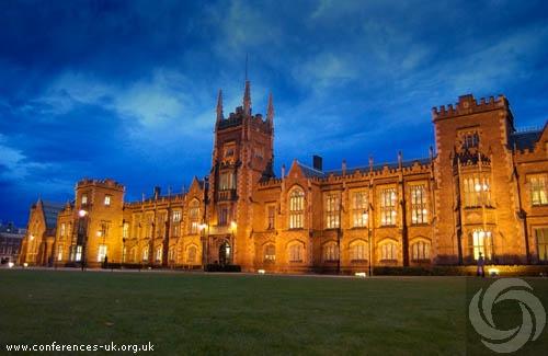 Queens University Belfast-Main