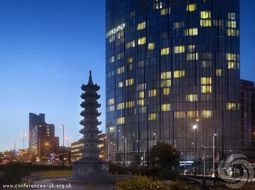 Radisson Blu Hotel Birmingham-Main