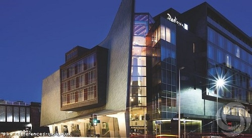 Radisson Blu Hotel Glasgow-Main