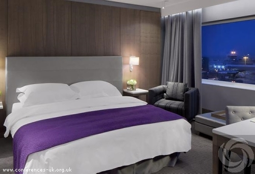 Radisson Blu Hotel Manchester Airport-Main