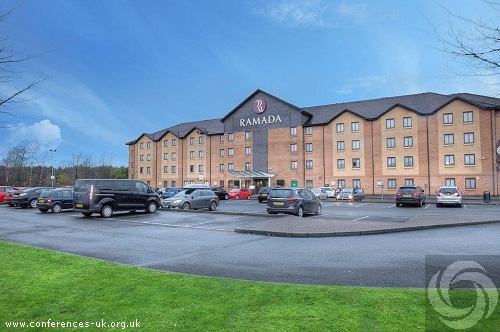 Courtyard by Marriott Glasgow Airport-Main