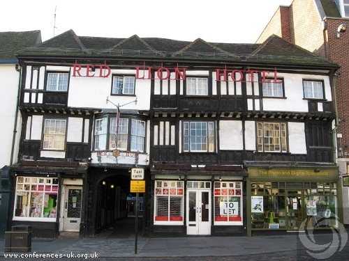 Red Lion Hotel Colchester-Main