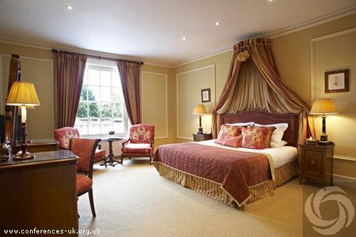 Rowton Hall Hotel Health Club and Spa-Main