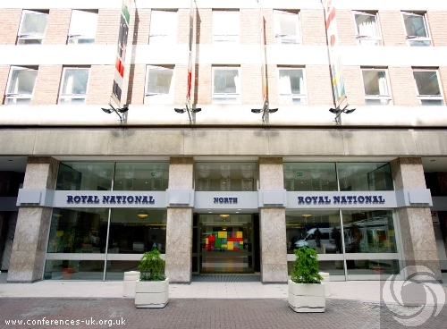 Royal National Hotel London WC1