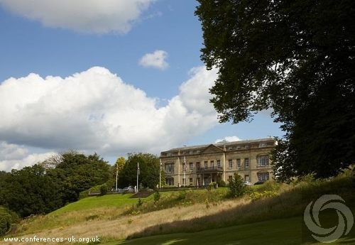 Shrigley Hall Hotel Golf and Country Club Cheshire-Main