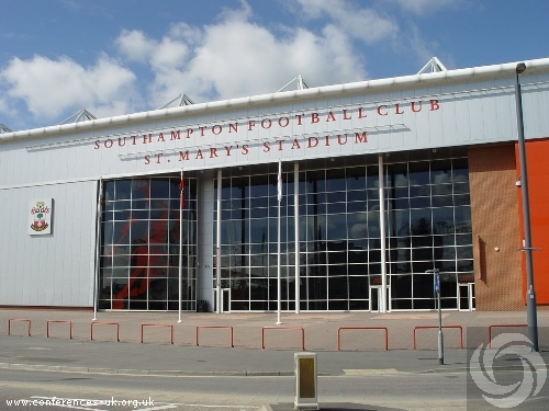St Marys Stadium Southampton Football Club