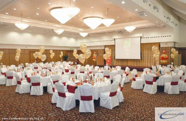Stormont Hotel Belfast-Main