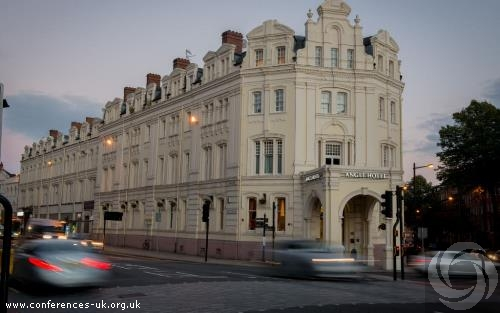 The Angel Hotel Cardiff