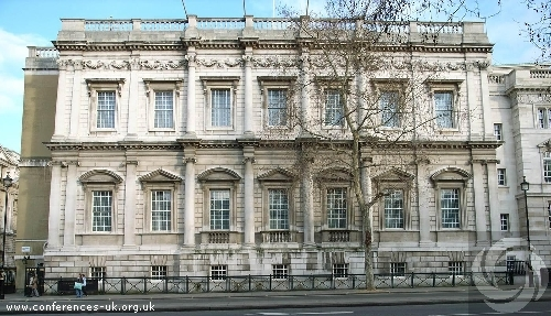 The Banqueting House Whitehall London