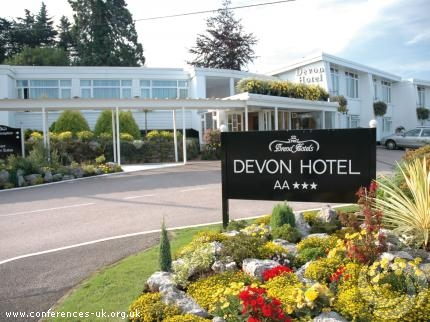 The Devon Hotel Exeter