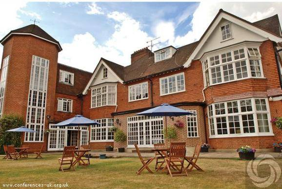 The Grovefield House Hotel Slough