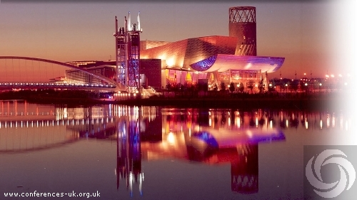 The Lowry Salford Quays Manchester