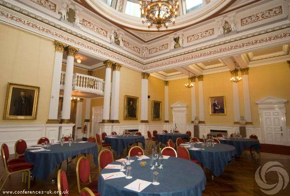 The Merchants Hall