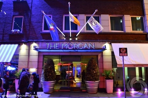 The Morgan Dublin