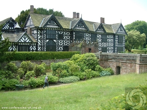 The National Trust at Speke Hall-Main