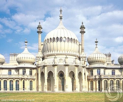 The Royal Pavilion Brighton-Main