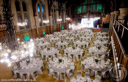 The University of Manchester Conferences and Venues-Main