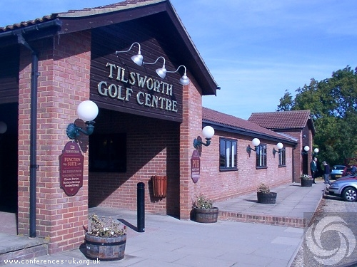 Tilsworth Golf Centre Dunstable Bedfordshire-Main