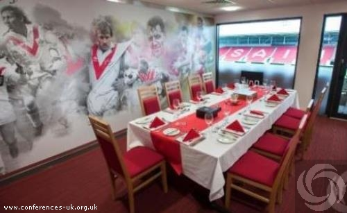 Totally Wicked Stadium St Helens RFC