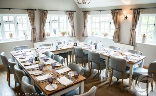 Tudor Farmhouse Hotel and Restaurant-Main