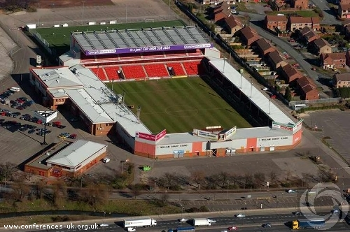 Walsall Football Club Birmingham Walsall-Main